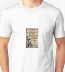 Shady Lady Saloon T-Shirt