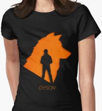 Dyson The wolf shifter - Lost Girl Women's Fitted T-Shirt