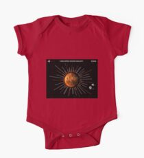 Mars Express Timeline Infographic Kids Clothes