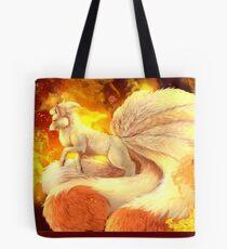 Ninetales Tote Bag