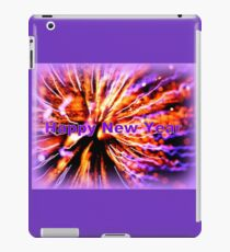 Happy New Year !!! iPad Case/Skin