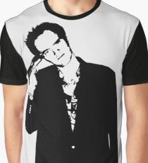 Camiseta gráfica Quentin Tarantino