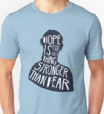Hunger Games Quote T-Shirt