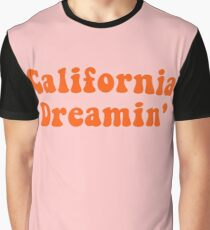 California Dreamin' Graphic T-Shirt
