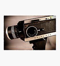 Bolex 250  Photographic Print