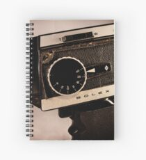 Bolex 250  Spiral Notebook