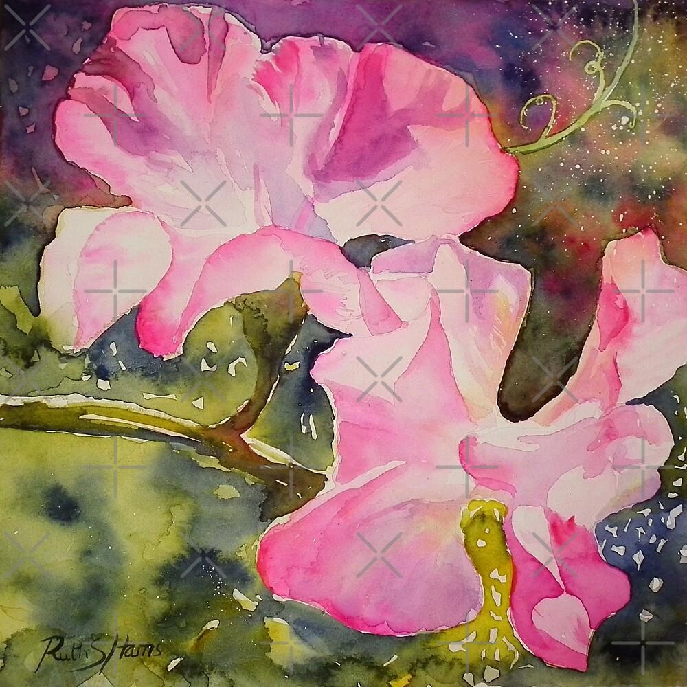 Pond Peas by Ruth S Harris