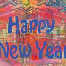 Happy Urban New Year by susan stone