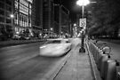 Michigan Avenue at Night by Vince Russell