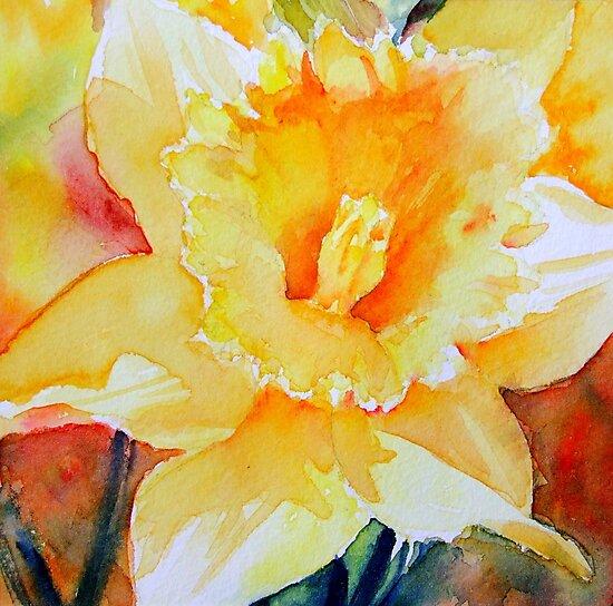 Daffodil by Ruth S Harris