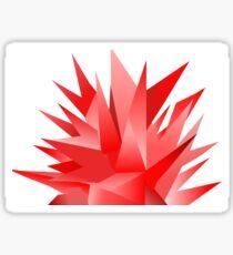 Crystalline Stalagmite  Sticker