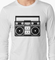 Party Icon - Music Long Sleeve T-Shirt