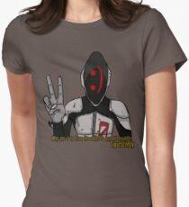 Zer0 Women's Fitted T-Shirt