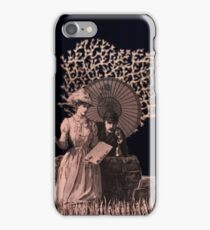 Now was her opportunity book sculpture iPhone Case/Skin