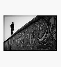 Berlin Wall  Photographic Print