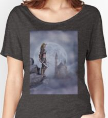 The Edge Of Time Women's Relaxed Fit T-Shirt