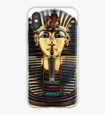Vinilo o funda para iPhone Tutankhamun