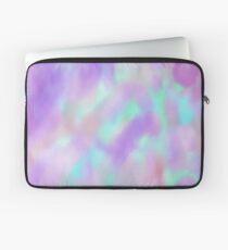 Psychedelic Watercolor Laptop Sleeve
