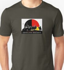 Homeland Security Unisex T-Shirt