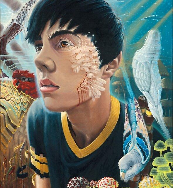 The Psychonaut by Cody Seekins