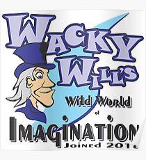 WACKY WILL'S Poster