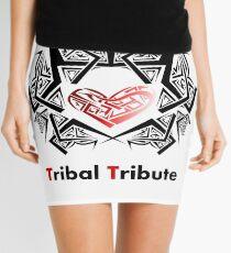 Tribal Tribute January 2016 Mini Skirt