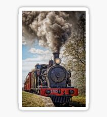 Loco 2705 - Through Train at Bargo River Road Sticker