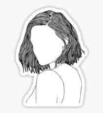 Lucy Hale Sticker