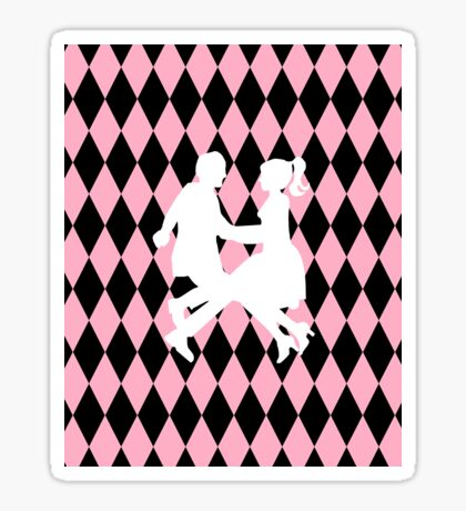 Young Love Sticker