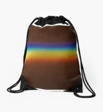 through the light Drawstring Bag