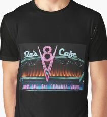 Flo's Cafe Graphic T-Shirt