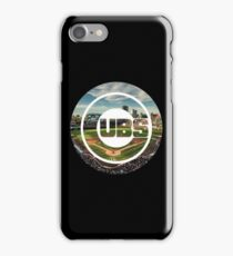 Chicago Cubs Stadium Logo iPhone Case/Skin