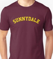 Sunnydale Gymnasium - Buffy Slim Fit T-Shirt