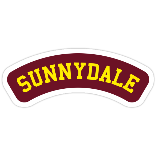 Quot Sunnydale High School Buffy Quot Stickers By Chairboy
