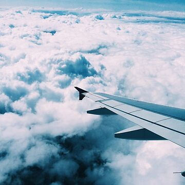 Flying over the Pacific by magbest