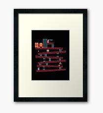 Donkey Kong Framed Print