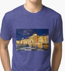 National Gallery in London, UK Tri-blend T-Shirt