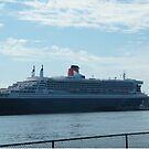 Queen Mary, Red Hook, Brooklyn, New York City by lenspiro