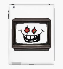 Flowey tv iPad Case/Skin