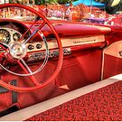 1956 Ford Interior by pdsfotoart