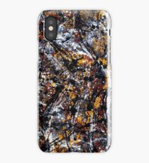 Number 2 Abstract iPhone Case