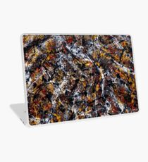 Number 2 Abstract Laptop Skin