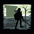 Dark Link by PopPopPowerups