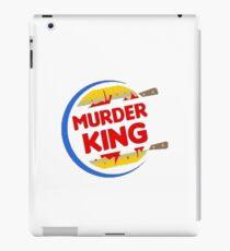 """Burger King Parody """"Murder King"""" iPad Case/Skin"""