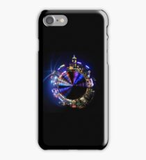 The planet that never sleeps iPhone Case/Skin