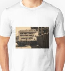 Auburn, NY - Drive-In Theater Unisex T-Shirt