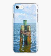 Three Friends in the Sea iPhone Case/Skin