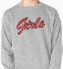 Girls (Red) Pullover