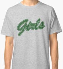 Girls (Green) Classic T-Shirt