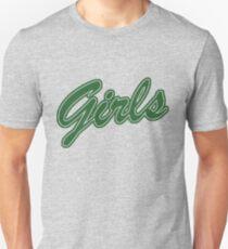 Mädchen (Grün) Slim Fit T-Shirt